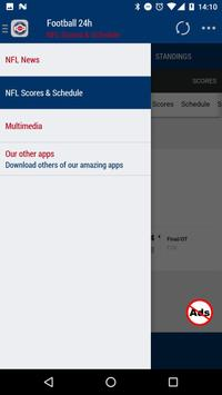 American Football 24h apk screenshot