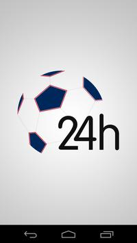24h News for Genoa CFC poster