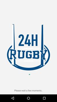 Scotland Rugby 24h poster