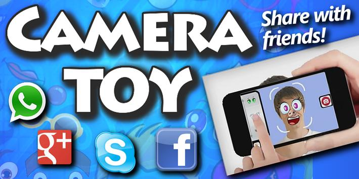 Funny Camera Toy poster