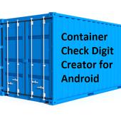 Icona Container Check Digit Creator