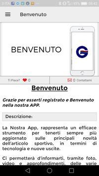 Tre G Sport screenshot 2