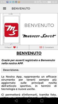 Marocco Sport screenshot 2