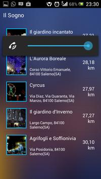 Luci d'Artista Salerno 2015 apk screenshot