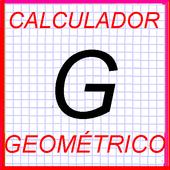 Calculador geométrico icon