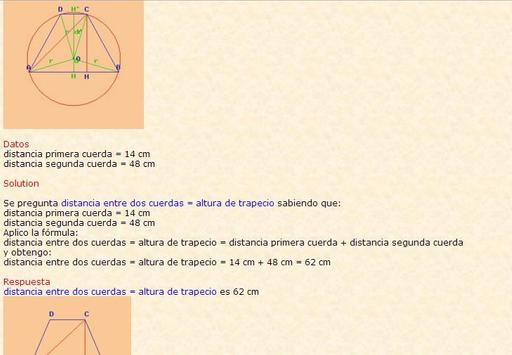 Calculador geométrico screenshot 4