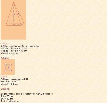 Calculador geométrico screenshot 6