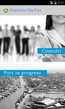 Fiumicino City Port apk screenshot