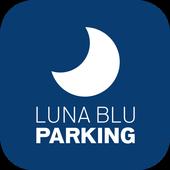 Luna Blu Parking icon