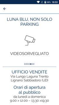 Luna Blu Parking apk screenshot