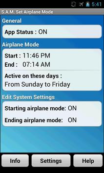 S.A.M. Set Airplane Mode poster