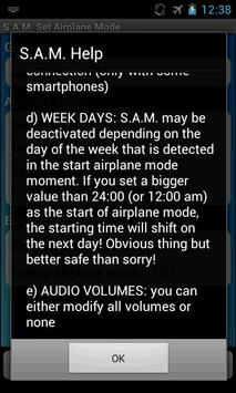 S.A.M. Set Airplane Mode screenshot 3