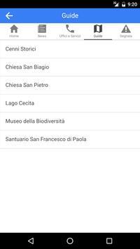 iSpezzanoSilaCamigliatello apk screenshot