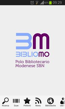 BiblioMo poster