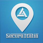 Sècura Italia GPS icon