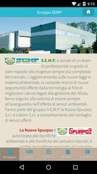 SEMP - Codici CER screenshot 1