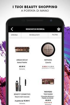 1 Schermata SEPHORA – Make-Up e Profumi