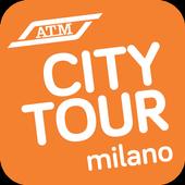 ATM city tour Milano icon