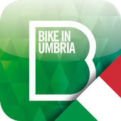 Bike in Umbria icon