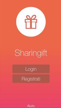 Sharingift apk screenshot