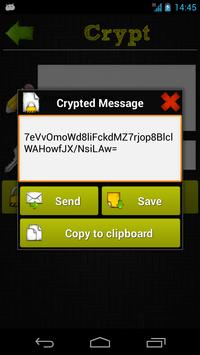 AndCrypter apk screenshot