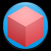 HardSquareDown icon
