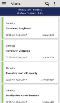 Sicuritalia Travel Security screenshot 1