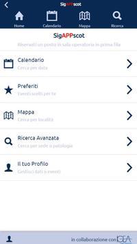 SigAPPscot apk screenshot