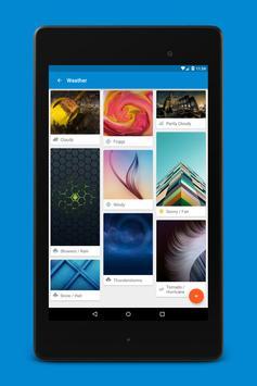 Changer - Wallpaper Manager apk screenshot
