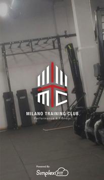 Milano Training Club poster