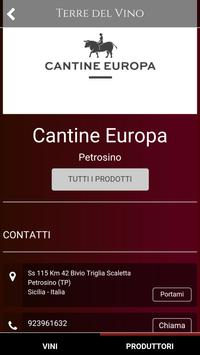 Terre del Vino apk screenshot