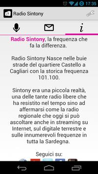 Radio Sintony screenshot 1