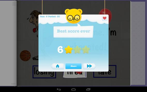 English for Kids: Synonyms apk screenshot