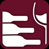 eCantina wine cellar icon