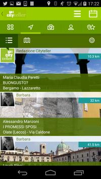 Cityteller. Città e libri apk screenshot