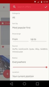 STUFFLE – Classifieds Search apk screenshot