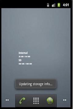 Storage Widget poster