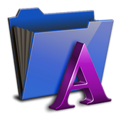 Font Viewer icon