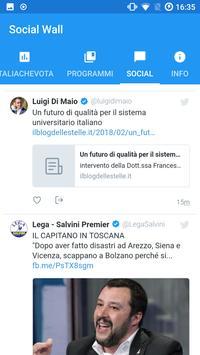 ItaliaCheVota screenshot 2
