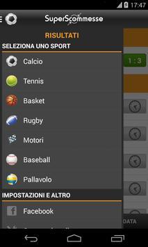 Risultati Live in Tempo Reale screenshot 2