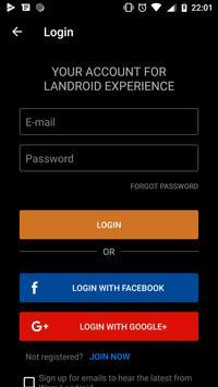 Worx Landroid screenshot 2