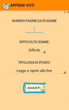 APPieni Voti screenshot 1