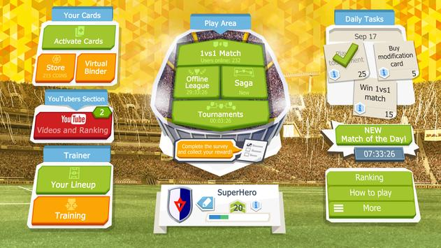 Panini FIFA 365 AdrenalynXL™ poster