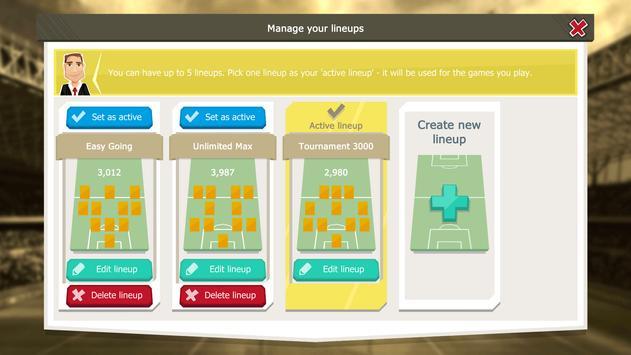 Panini FIFA 365 AdrenalynXL™ screenshot 12