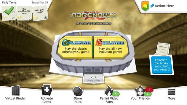 Panini FIFA 365 AdrenalynXL™ screenshot 8