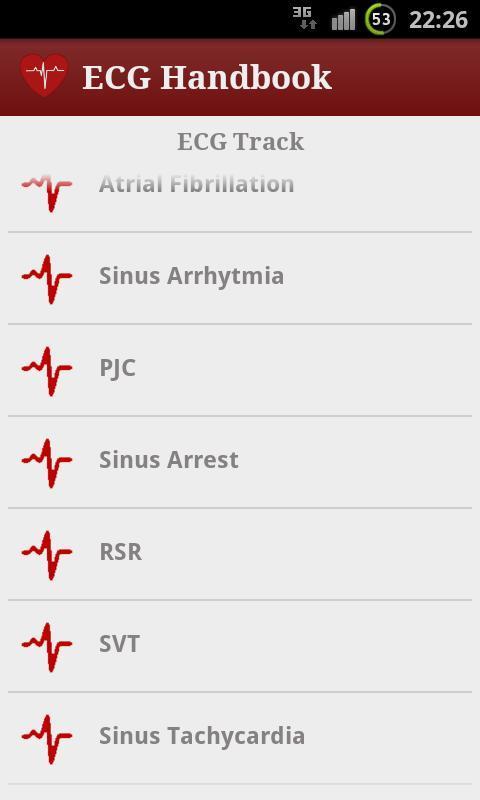Heart ECG Handbook - Lite for Android - APK Download