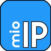 Info my IP icon