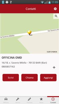Officina O.M.D. screenshot 4