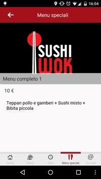 Sushi Wok screenshot 3
