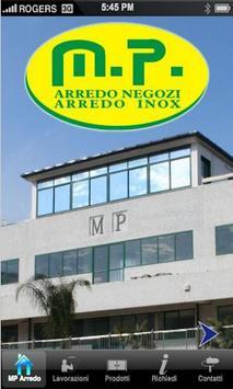 M.P. Arredo poster